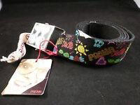 Pacha Ibiza Unisex Wacky.... Off....Funky.... Print Clubbing Belt - One Size