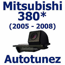 Car Reverse Backup Rear Parking Camera Mitsubishi 380 Reversing View Light LED