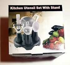 Kitchen Utensil Set With Stand, FREE  SHIPPING