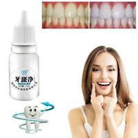 Teeth Whitening Essence Serum Plaque Stains Remove Liquid Care Oral 10ml NE R6T7