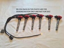 For Skyline R32 GTR RB26DETT R32 GTS RB20DET Audi R8 Ignition Coil Conversion