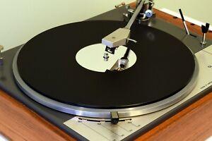 Audiophile Thickness Premium Acrylic Turntable Platter Mat for GARRARD 401