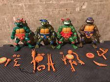 Teenage Mutant Ninja Turtles 1990 Shell Storage Turtles