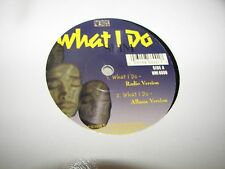 "SLIM WHAT I DO / TAKE A LOOK AROUND YOU 12"" Single NM Neros Music NMI6600 1998"