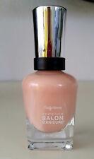 Sally Hansen Complete Salon Manicure Nagellack 210 Naked Ambition Neu