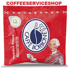 150 CIALDE IN CARTA FILTRO CAFFE' BORBONE MISCELA RED ( 38 MM )