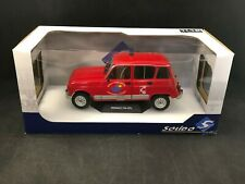 Solido Renault 4L GTL Pompier Du Var 1:18 Scale Diecast S1800106 New in Box