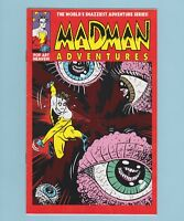 MADMAN ASHCAN 1992 SDCC MIKE ALLRED 9.6 NM+ HERO PREMIERE EDITION #4 FREE SHIP