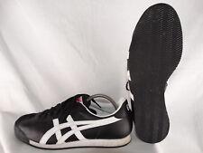 Asics Onitsuka Tiger Runner Retro D31AK Sneaker schwarz-weiß EU 44,5 US 10,5