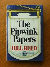 The Pipwink Papers by Bill Reed (Hardback, 1978) Australian novel