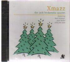 Jack Brokensha quartet xmazz (1993) [CD]