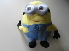 """14"""" plush Minion Dave doll from Despicable Me, good condition"""