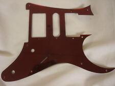 Garnet Mirror Pickguard fits Ibanez (tm) RG550 Jem RG