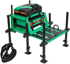 Sensas Jumbo 3500 Seatbox  Green