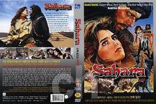 Sahara (1983) - Andrew V. McLaglen, Brooke Shields  DVD NEW