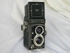 Rolleicord Vb, 3.5 Xenar, 1-1/500th, Rollei lens cap, all wkg,  good condition.