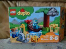 Lego Duplo Jurassic World Gentle Giants Petting Zoo Set (10879)