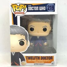 Funko Pop! BBC Doctor Who 219 - Twelfth Doctor Dr - Vaulted