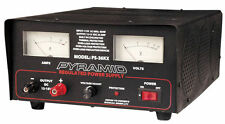 Pyramid Pro Audio PS36KX New 32 Amp 12-15V Dc Output Adjustable Power Supply