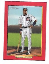 ARAMIS RAMIERZ 2005 TOPPS TURKEY RED RED #76 CHICAGO CUBS