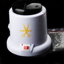 Manicure Sterilizer Temperature Box Disinfect Salon Home Nail Tool Machine Set