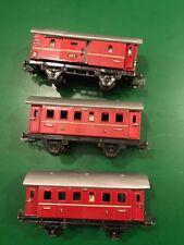 Fleischmann 402 | Spur 0 Gauge | Personenwagen | Made in US-Zone Germany 1952-53