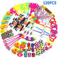 120pc Mix Tombola Gift Pinata Fillers Bag For Children Party Guest Gift Birthday