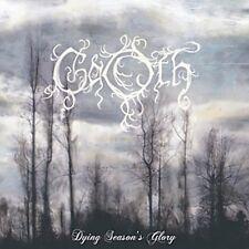 Gaoth - Dying Season's Glory CD 2017 atmospheric black metal Northern Silence