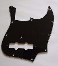 Pickguard für J Bass weiß 3 lagig 10 Loch JB-310-W