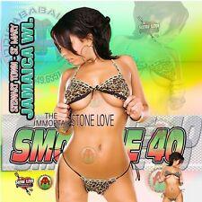 STONE LOVE SMOOTHE 40 LIVE DANCEHALL CD