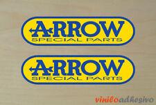 PEGATINA STICKER VINILO Arrow special parts autocollant aufkleber adesivi