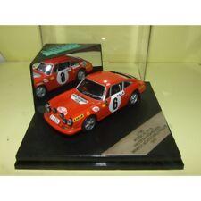 PORSCHE 911 S N°6 RALLYE MONTE CARLO 1970 VITESSE L179C 1:43 1er