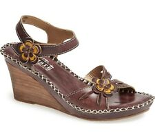 Spring Step Lilith Brown Sandals. Size 38 (US 7.5 – 8). NEW with box.