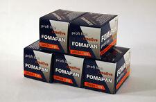 Fomapan 200 ASA 135-24  Pack Of Five
