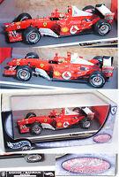 Hot Wheels B6222 Ferrari F2004 Scuderia Ferrari Marlboro Michael Schumacher 1:18