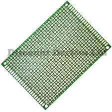 70x90mm Double sided Copper Prototype PCB Matrix/Strip Epoxy Glass Fibre Board