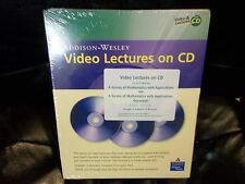 Video Lectures on CD Survey of Mathematics with Applications 8th Edition