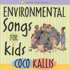 Audio CD Enviromental Songs for Kids - Kallis, Coco - Free Shipping