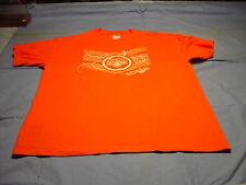Orange Unite HOUSTON DYNAMO  Orange T'shirt Size XL