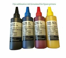 400ml DYE sublimation Ink for Epson stylus T30 T40W TX300F TX510FN TX600FW new