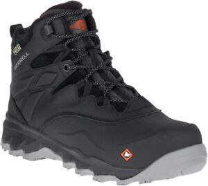Merrell Men's J45369 Thermo Adventure Mid  Composite Toe Waterproof Safety Boots