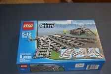 LEGO CITY 7895  Switch Tracks 8 pcs  NEW
