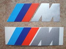 8 Stück Aufkleber groß für  BMW M  Neu (Nr.3021)