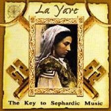 La Jave The Key to Sephardic Music [CD]