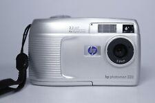 HP PHOTOSMART 320 DIGITAL CAMERA 2.1MP 4X DIGITAL ZOOM 5.9MM Q2180A