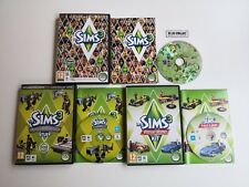 Lot Les Sims 3 + 2 Extensions (Vitesse Ultime! + Design High-Tech) | Jeux PC MAC