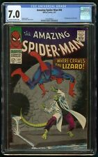 AMAZING SPIDER-MAN #44 (1967) CGC 7.0 2nd APPEARANCE of the LIZARD