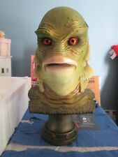 Sideshow Creature from the Black Lagoon Lifesize Bust Low 125/400 New Universal