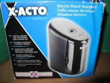 X-ACTO EPI1730 STAND UP DESKTOP ELECTRIC VORTEX PENCIL SHARPENER POWERFUL MOTOR