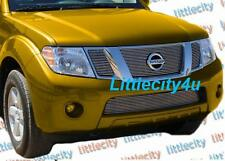 For 2008 2009 2010 2011 2012 NISSAN PATHFINDER BILLET GRILLE Grill Combo Inserts